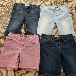 Other - Girl's size 10 shorts bundle